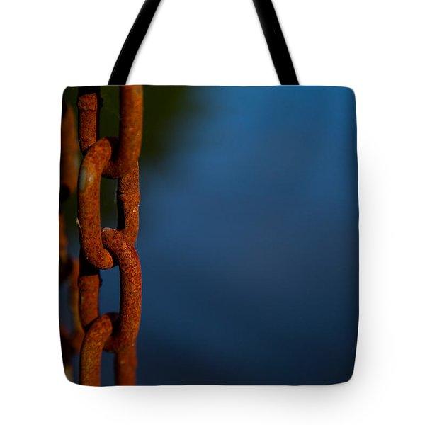 Rusty 4 Tote Bag by Karol Livote