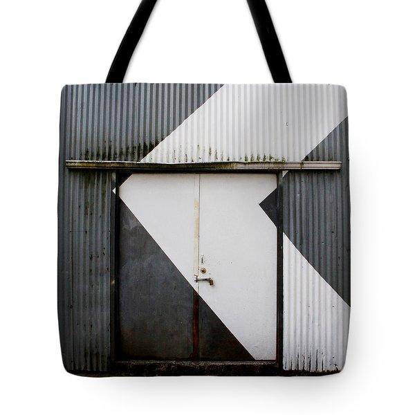 Rusty Door- Photography Tote Bag