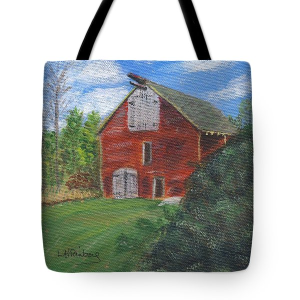 Ruth's Barn Tote Bag