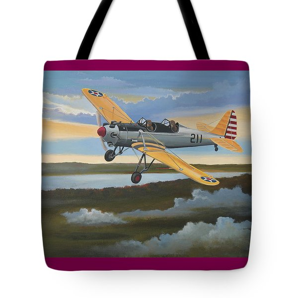 Ryan Pt-22 Recruit Tote Bag