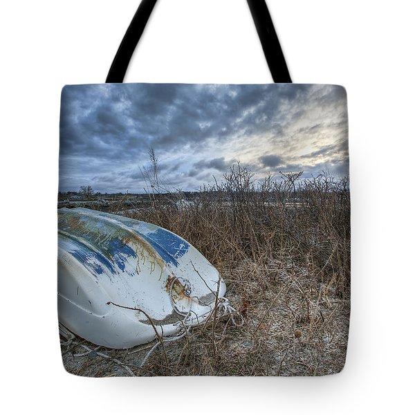 Rye Dinghy Tote Bag by Eric Gendron