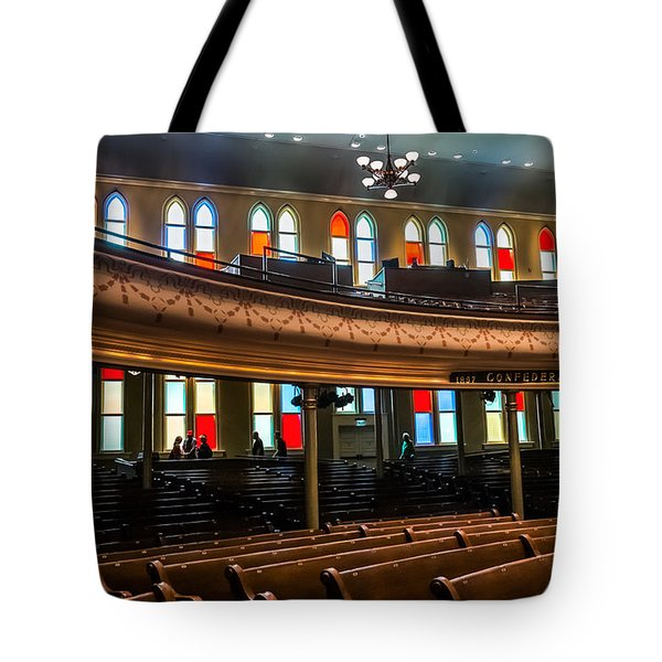 Ryman Colors Tote Bag