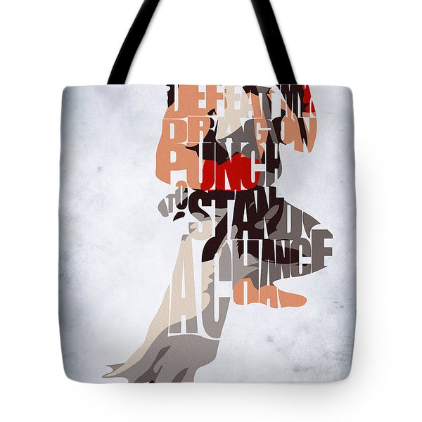 Ryu - Street Fighter Tote Bag