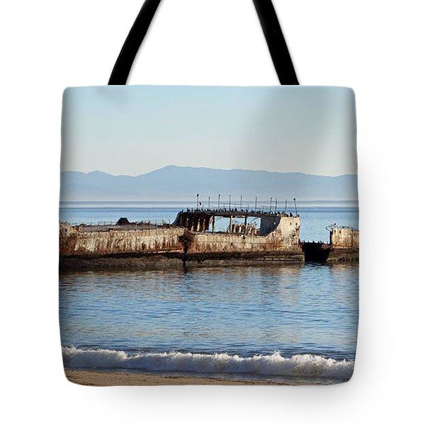 S. S. Palo Alto Tote Bag