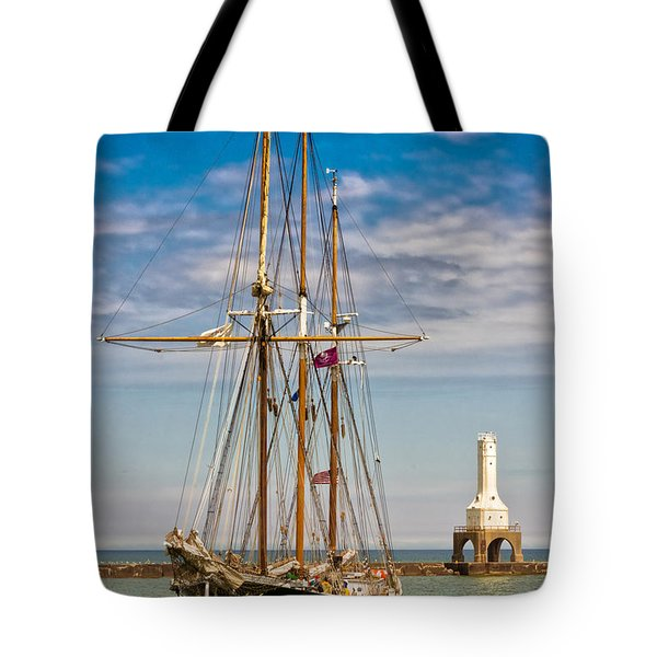 s/v Denis Sullivan Tote Bag