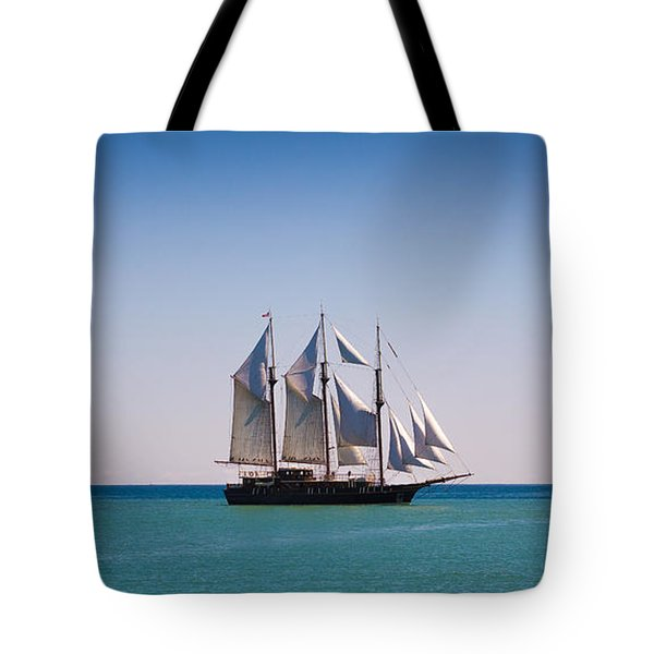 s/v Peacemaker Opening Tote Bag