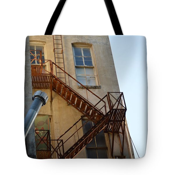 Tote Bag featuring the photograph Sa 001  by Shawn Marlow