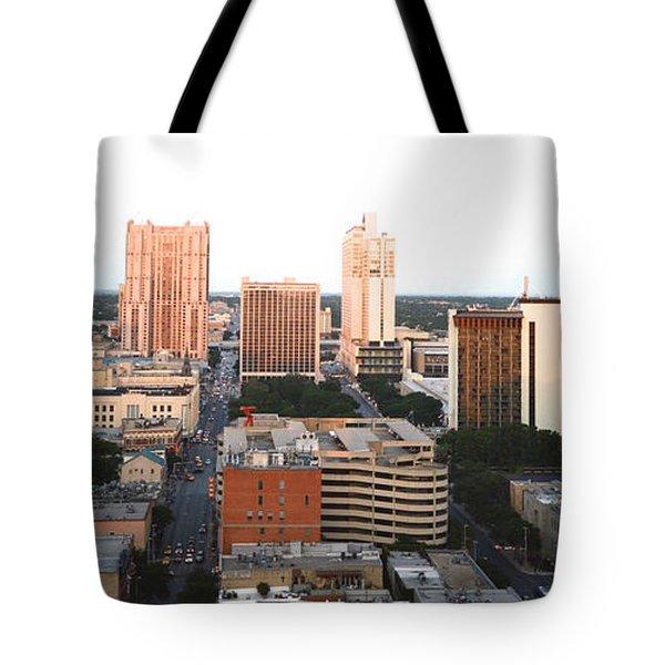 Sa Skyline 003 Tote Bag
