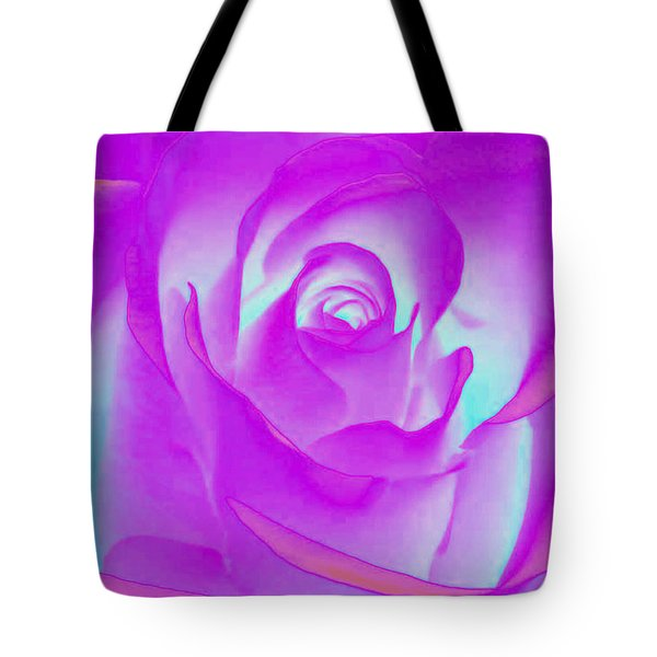 Sabattier Rose Tote Bag