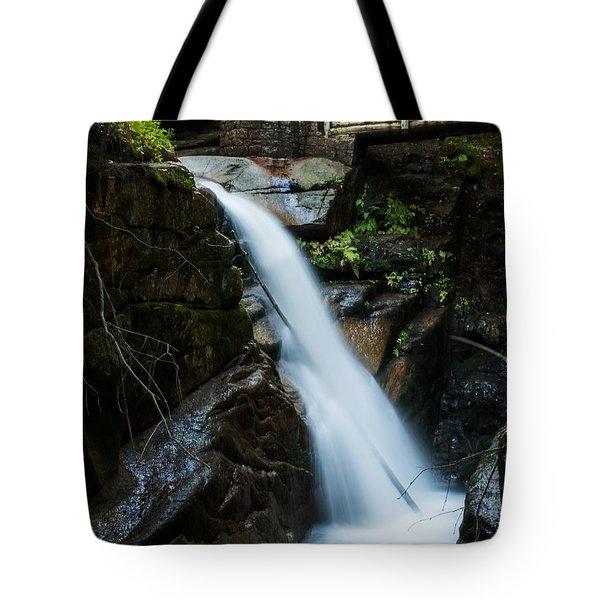 Sabbaday Falls Tote Bag