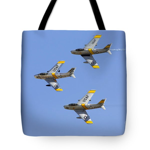 Sabres Of The Horsemen Tote Bag