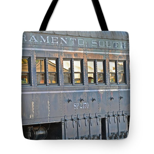 Sacramento Southern S P 2170 Tote Bag by Bill Owen
