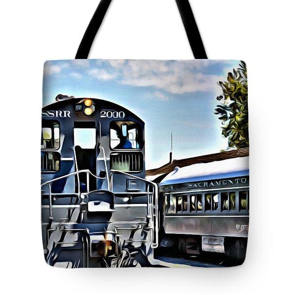 Sacramento Southern Tote Bag