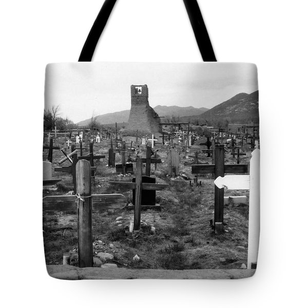 Sacred Places Tote Bag