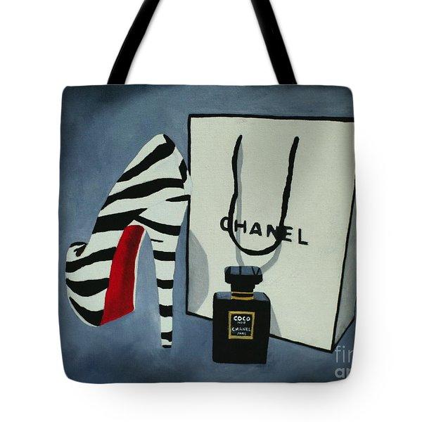 Sacred Tote Bag by Rebecca Jenkins