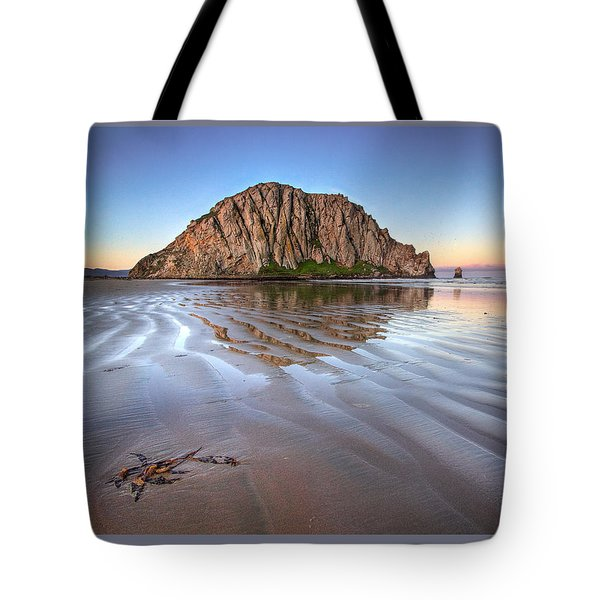 Sacred Space Tote Bag by Alice Cahill