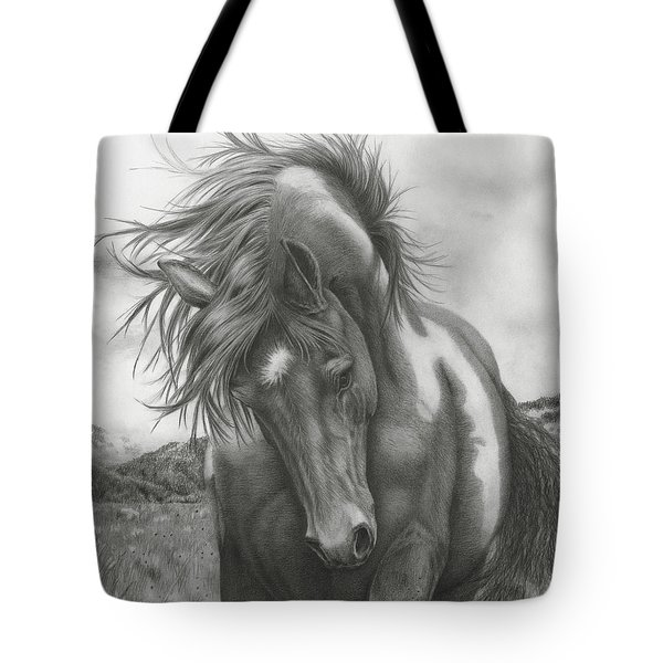 Sacred Stomping Grounds Tote Bag