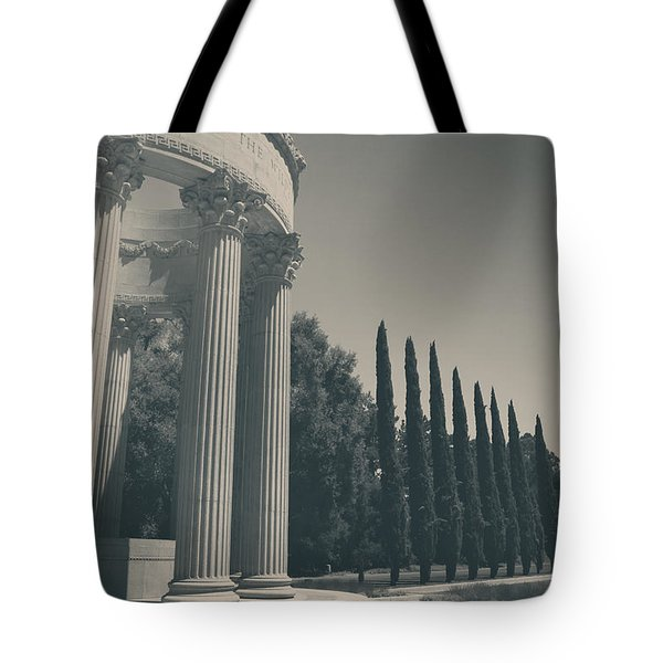 Sacred Things Tote Bag by Laurie Search