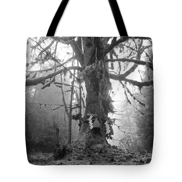 Sacred Tree No. 2 Tote Bag