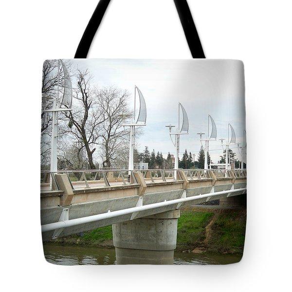 Sactown Water District Tote Bag