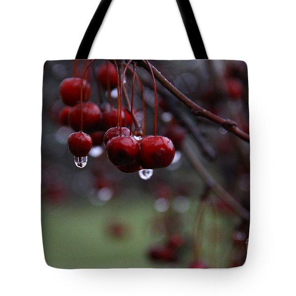 Sad Baby Berry Tote Bag