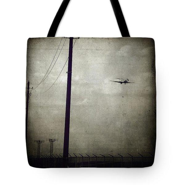 Sad Goodbyes Tote Bag