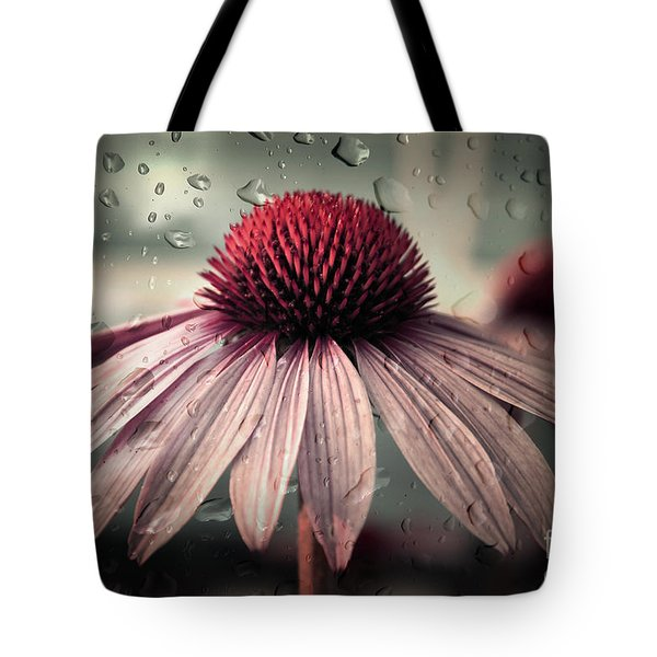 Sad Solitude Tote Bag by Aimelle