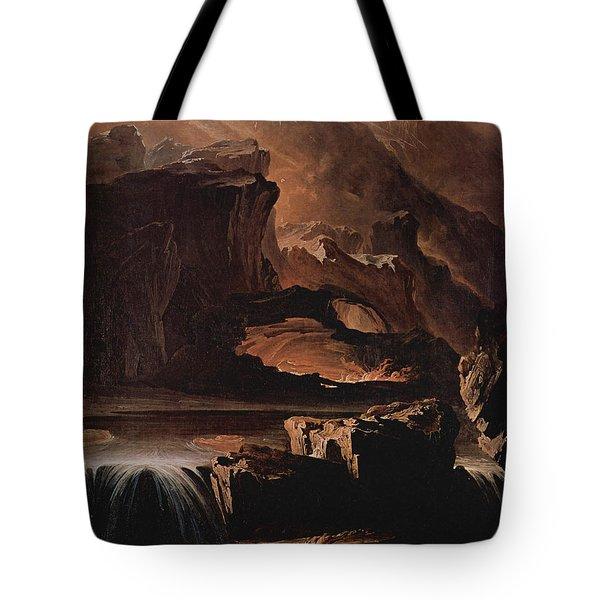 Sadak And The Waters Of Oblivion  Tote Bag