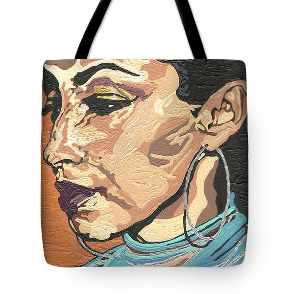 Sade Adu Tote Bag