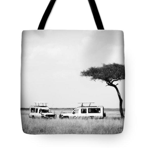 Safari Dream Tote Bag