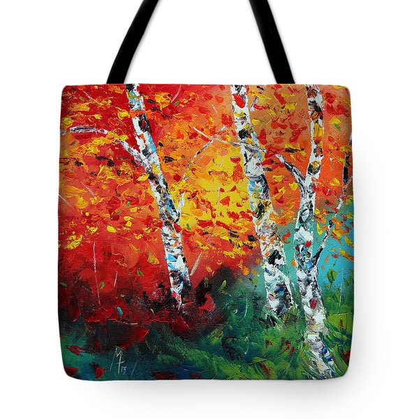 Safe Haven Tote Bag by Meaghan Troup