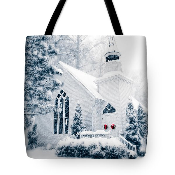 Historic Church Oella Maryland Usa Tote Bag