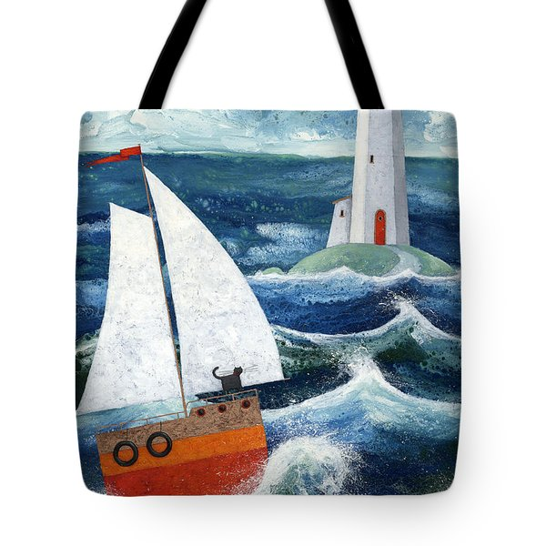 Safe Passage Tote Bag by Peter Adderley