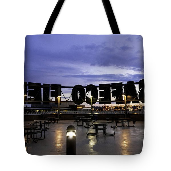 Safeco Field Inside Out Tote Bag