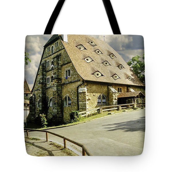 Safehouse Tote Bag