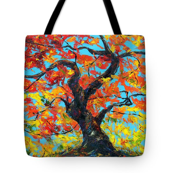 Tote Bag featuring the painting Safely Abiding by Meaghan Troup