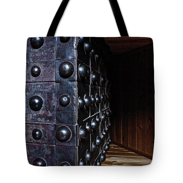 Safely Hidden Tote Bag by Linda Bianic