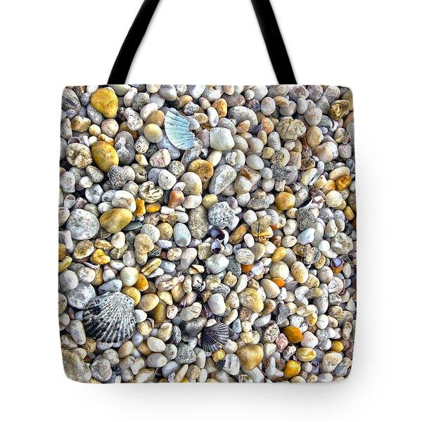 Sag Harbor Rocky Bay Beach Tote Bag