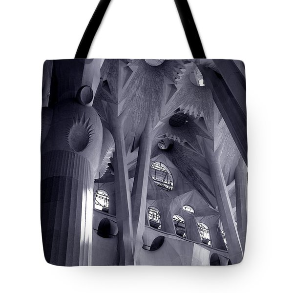 Sagrada Familia Vault Tote Bag
