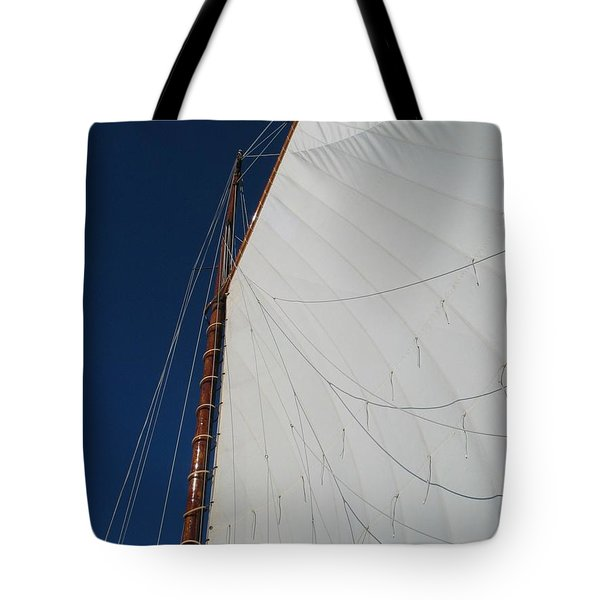 Tote Bag featuring the photograph Sail Away With Me by Photographic Arts And Design Studio