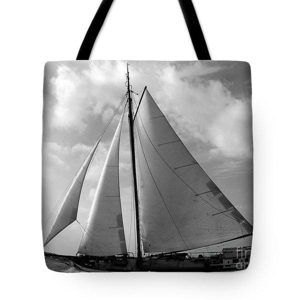 Sail By Tote Bag