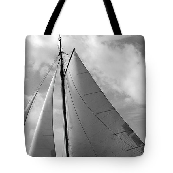 Sail By Tote Bag