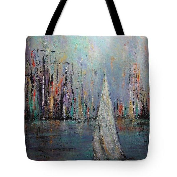 Sail IIi Tote Bag