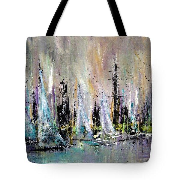 Sail Tote Bag