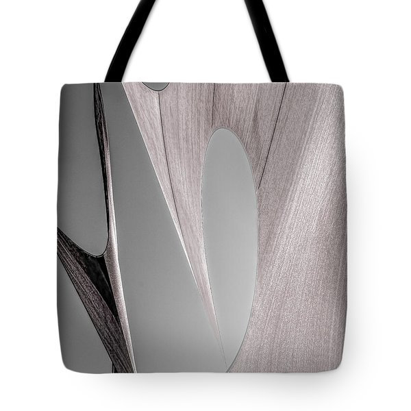 Sailcloth Abstract Number 2 Tote Bag