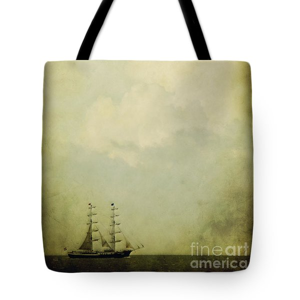 Sailing Tote Bag by Angela Doelling AD DESIGN Photo and PhotoArt