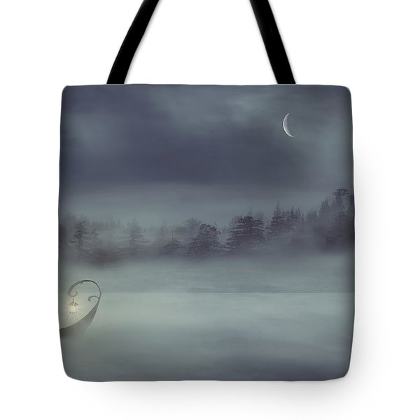 Sailing Odyssey Tote Bag by Lourry Legarde