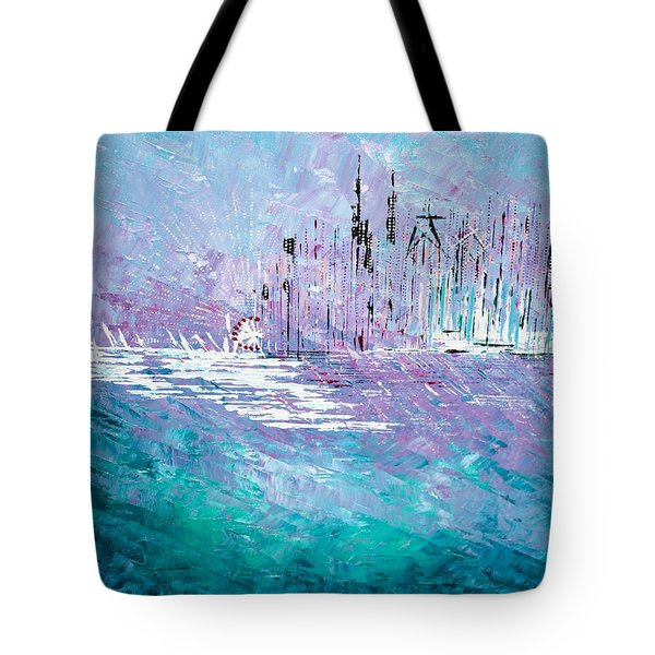 Sailing South - Sold Tote Bag