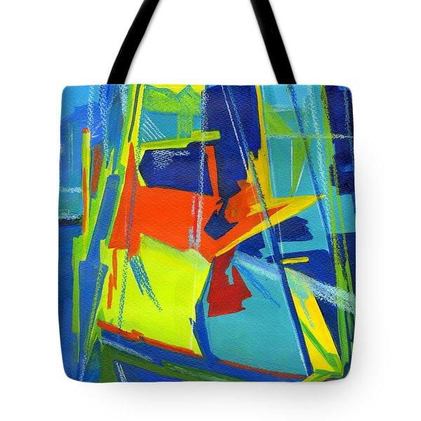 Sailing Tote Bag