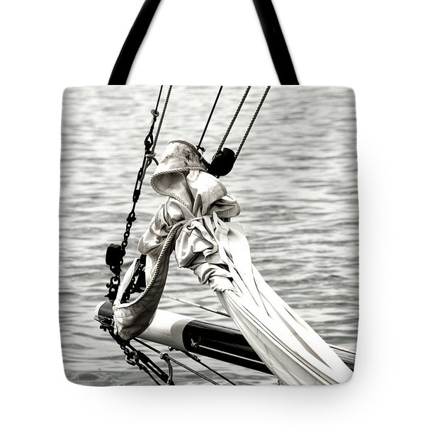 Sailing The Seven Seas Tote Bag